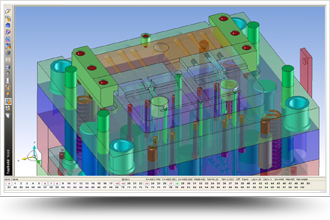 Injection Mold Design/Repair
